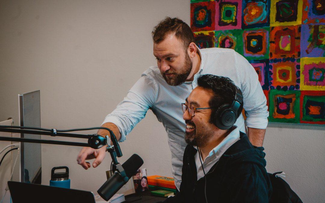 Teaching podcasting