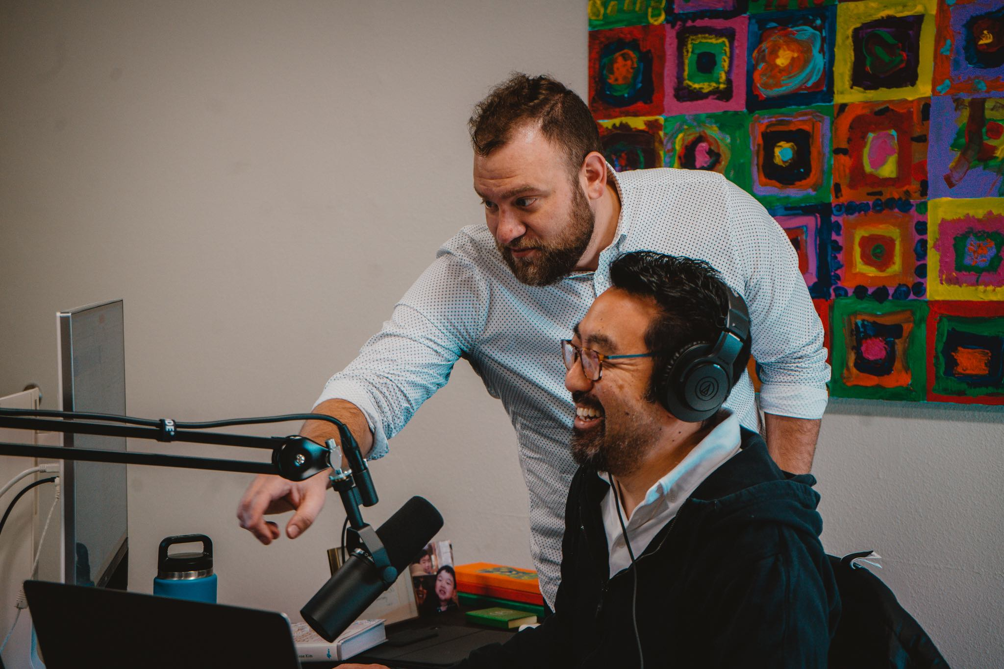 Teaching podcasting