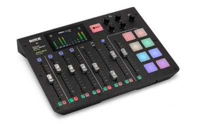How To Use Zencastr with the Rode RODECaster Pro